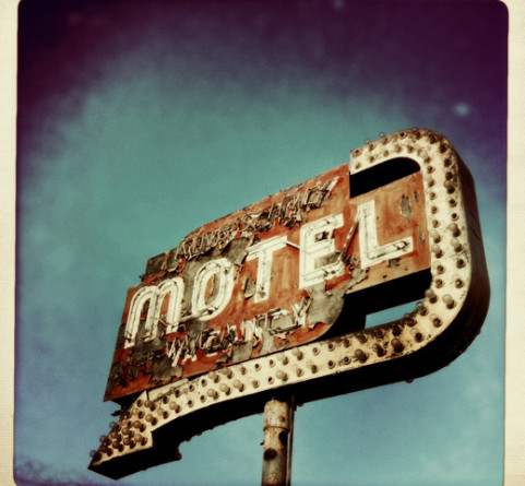Motel No Vacancy