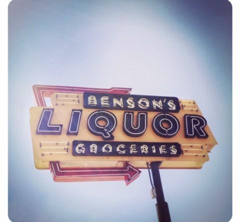 Benson's Liquor