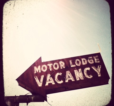 Motor Lodge Vacancy