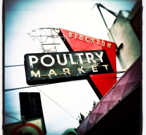 Stockton Poultry Market